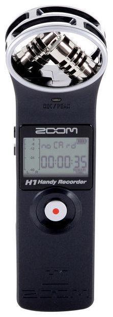 ZOOM GRABADOR DIGITAL H1 V2.0 BK