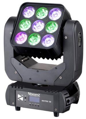 Beamz Matrix33 Cabeza Movil