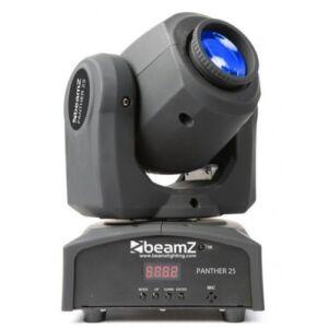 Beamz 25 Cabeza Movil Led Spot