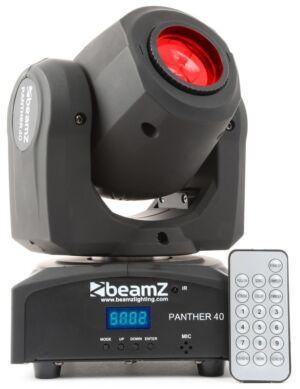 Beamz Panther 40 Spot Led