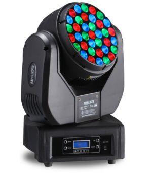 Beamz MHL373 Cabeza Movil Led 37x3W RGB