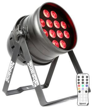 BPP220 LED Par 64 12x 12W 4-in-1 LED