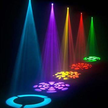 Cabeza móvil Spot LED 60W
