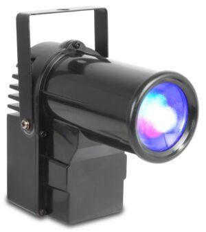 PS10W Foco Pin LED 10W RGBW DMX