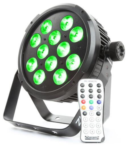 BT310 Foco plano PAR LED 12x 8W 4-en-1