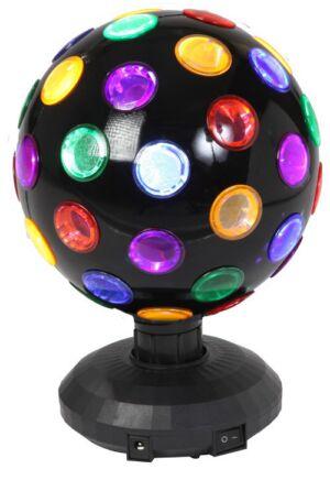 DL8LED-BK BOLA DISCO de LED RGB