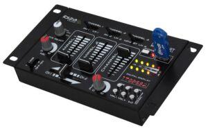 DJ21USB-BT MEZCLADOR DE 7 ENTRADAS / 4 CANALES CON USB Y