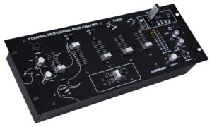"""DJM90USB-BT MESA DE MEZCLAS 19"""" CON LECTOR USB/SD + BLUETOOTH"""