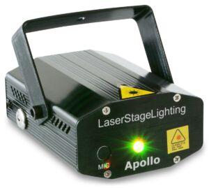 Apollo Laser multipunto Rojo Verde