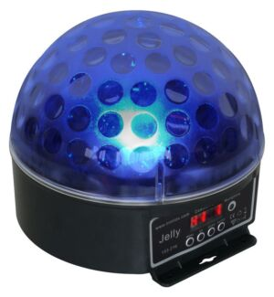 Bola Magic Jelly DJ Multicolor LED DMX