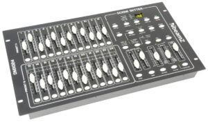 DMX-024PRO Panel de control de escenas