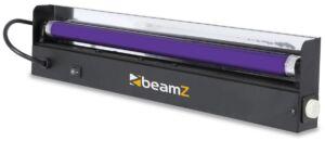 Caja de luz negra, ultra violeta, 450mm