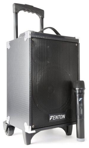 ST050 Sistema Portatil de Sonido 8´´ con BT/MP3/USB/SD/VHF