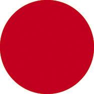 Color Sheet High temperature Rojo llama 164