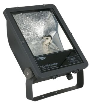 Floodlight HQ-150 Carcasa negra