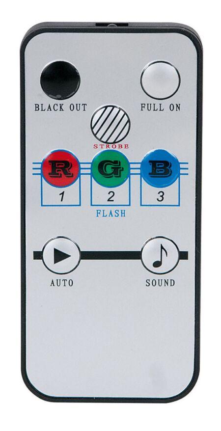 Bumper Strobe (Incluye mando a distancia por infrarrojos)