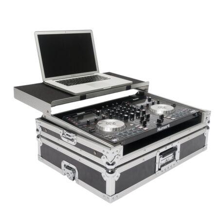 MAGMA DJ CONTROLLER WORK STATION NV. Flightcase para Numark NV