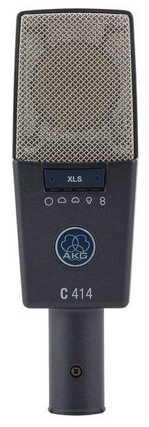 AKG C414 XLS microfono de estudio