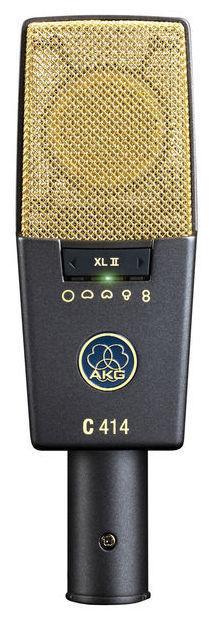AKG C414 XLII/ST Micro estudio