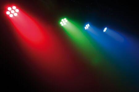 Kanjo Wash RGB 7 x 3W
