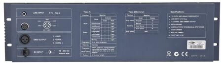 Lite-4 Controlador DMX programable de 4 canales