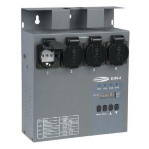 DIM-4. Dimmer portátil 4 canales