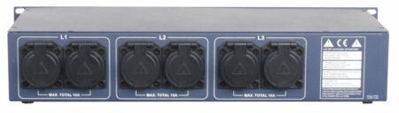 PSA-161 Con amperímetro