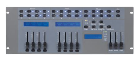 LED Commander Pro Controlador de PAR LED con visores para