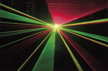 Galactic RGY-140 MKII. Rojo,verde y amarillo.