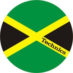 MAGMA LP SLIPMAT TECHNICS JAMAICA. Patinadores para plato