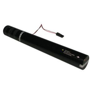 Tubo eléctrico serpentina 50cm, Black