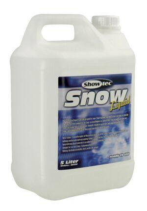 Snow/Foam Liquid 5 litros, listo para usar