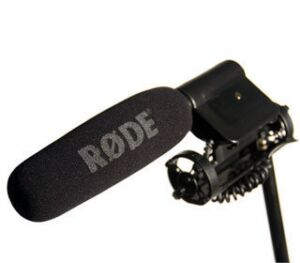 RODE WSVM. Antiviento para Videomic, NTG-1 y NTG-2
