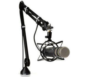 RODE PSA1. Brazo articulado para Procaster, Podcaster