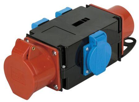 CEE 16A - 3 x Schuko Splitter