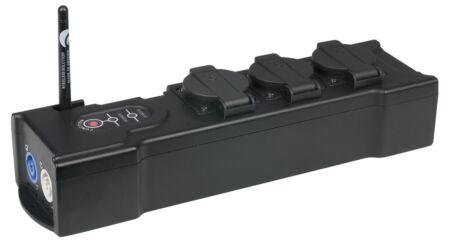 PowerBOX 3 Receptor W-DMX incorporado 2,4GHz