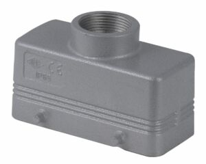 16/72 Pole Cablehood Top Entry PG21 Gris