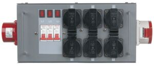 Split-Power 16 Distribuidor con PIAS