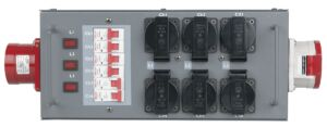 Split Power 32 Distribuidor con PIAS