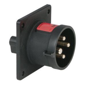 CEE 16A 400V 4 pin Socket Macho
