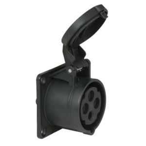 CEE 16A 400V 4 pin Socket Hembra
