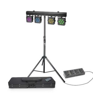 Cameo Multi PAR 3 SET - Set with 28 x 8 W QUAD Color LED +