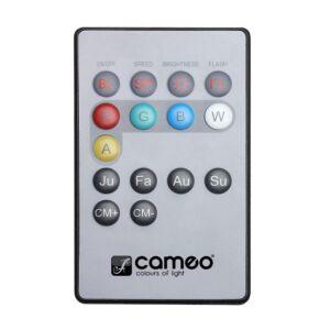 Cameo Mando control remoto infrarojo para FLAT PAR CAN
