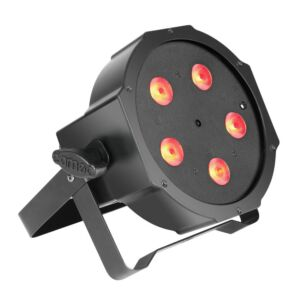 Cameo FLAT PAR CAN TRI 5x3W IRFoco PAR LED tricolor RGB plano 5