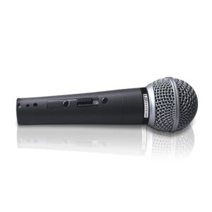 Micrófono Dinámico para voz Ld Systems D1006 (con interruptor)