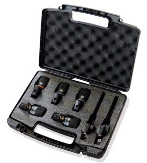 LD Systems D 1017 SET Micros batería 7 piezas