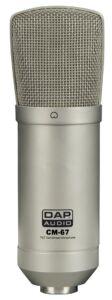 CM-67 Micrófono condensador