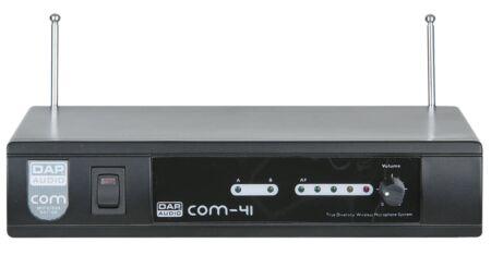 COM-41 Sistema diadema+solapa+guitarra
