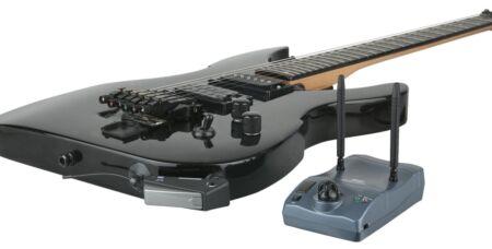 WPS Guitar. Sistema inalámbrico de guitarra