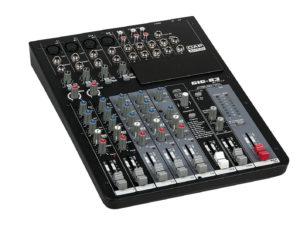 GIG-83CFX Mesa de mezclas de 8 canales
